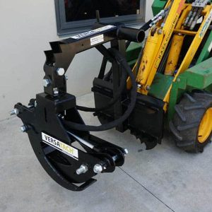 580004 - Swivel Grapple, Mini Skid-Steer